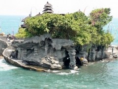 Chrám Tanah Lot, Bali