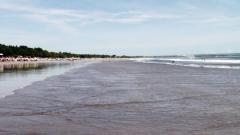 Pláž 66 v Kute, raj surfingu na Bali