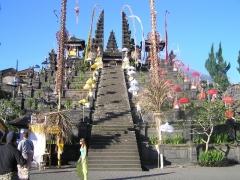 Besakih, najposvätnejší chrám na Bali