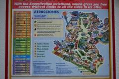 Tivoli World, zábavný park. Dovolenka Malaga
