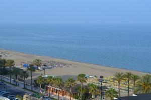 Pláže a pobrežie Malagy