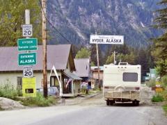 Hyder, juh Aljašky