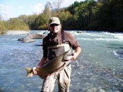 Lov lososov v Kanade