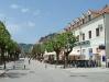 Dedinka Cetinje pri národnom parku Lovčen