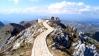 Scenéria národného parku Lovčen, dovolenka Čierna Hora