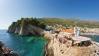 Romantické pobrežie Čiernej Hory