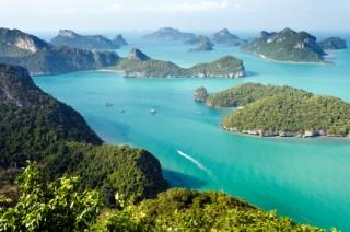 Dovolenka Koh Samui, Thajsko, NP Angthong