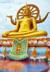 Dovolenka Koh Samui, Thajsko, Big Budha
