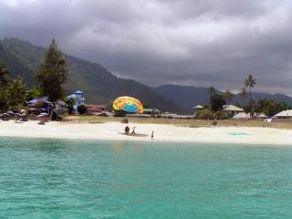 Dovolenka Koh Samui, Thajsko, vodné športy
