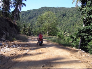 Dovolenka Koh Samui, Thajsko, vnútrozemie