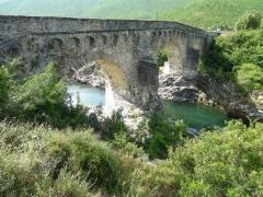 Most pri Corte, Korzika