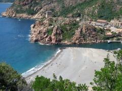 Západné pobrežie Korziky