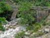 Most k tiesňave Spelunca