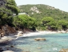 Panenská pláž na juhu Korziky