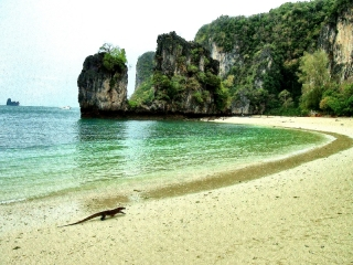 Ostrov Ko Hong, Krabi