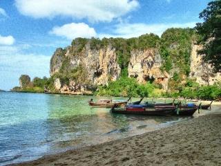 Pláž Tonsai, Krabi