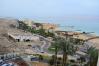 Dovolenka Mŕtve more - výhľad na pobrežie v Neve Zohar