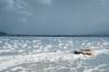 Soľné útvary v Mŕtvom mori