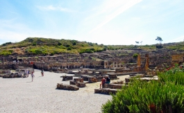 Hrad a archeologické nálezisko Monolithos
