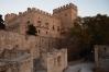 Hlavné mesto Rhodos, akropola