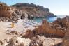 Pláž Traganou
