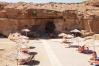 Jaskynný bar na pláži Oasis, Kalithea