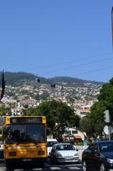Funchal, lanovka