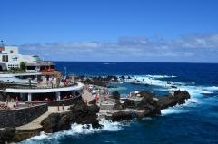 Dovolenka na Madeire, v Porto Moniz