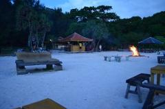 Ostrov Gili Trawangan, dovolenka Indonézia