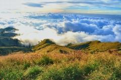 Poznávanie Lomboku, inverzia na Rinjani