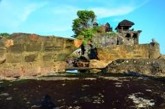 Chrám Tanah Lot, dovolenka na Bali