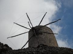 Veterné mlyny, symbol Karpathosu
