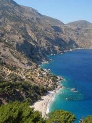 Apela, top pláž Karpathosu