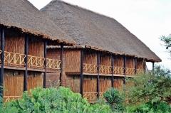 Ngutuni lodge, Keňa