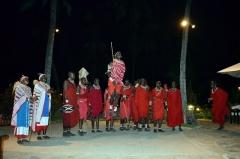 Dovolenka v Keni a masajský tanec