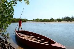 Dovolenka Keňa, Robinsonov ostrov