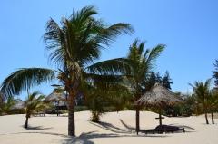 Dovolenka Keňa, pláž v Malindi