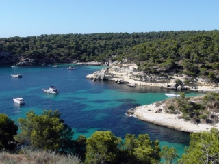 Dovolenka Mallorca južné pobrežie