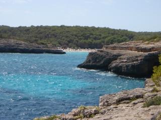 Dovolenka Mallorca, Cala Mondragó