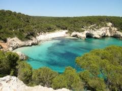 Menorca, Cala Mitjana