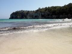 Dovolenka Menorca, divoká pláž Cala Macarella