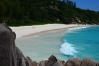 Petit Anse, ostrov La Dique, Seychelly