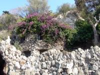Kamenné obydlie na Sicílii