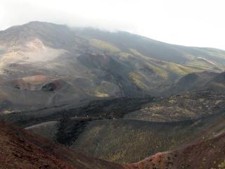Dovolenka Sicilia, sopka Etna