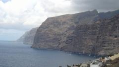 Útes Los Gigantes, Tenerife
