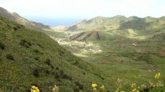 Oblasť Masca, Tenerife