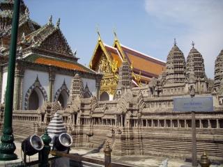 Dovolenka Thajsko, Bangkok, chrám Wat Pho