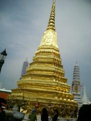 Dovolenka Thajsko, kráľovský palác, Bangkok