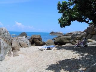Dovolenka Thajsko, Koh Samui, pláž pri Coral Cove Resort