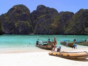 Dovolenka Thajsko, záliv Ao Maya, Phi Phi